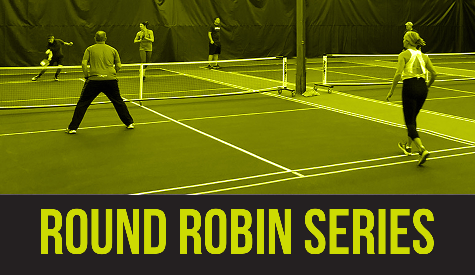 Round Robin Pickleball